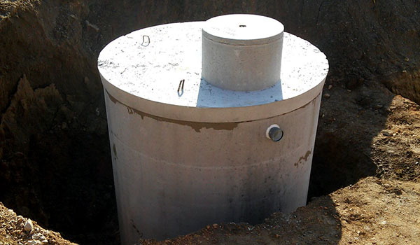 zbiralnik vode